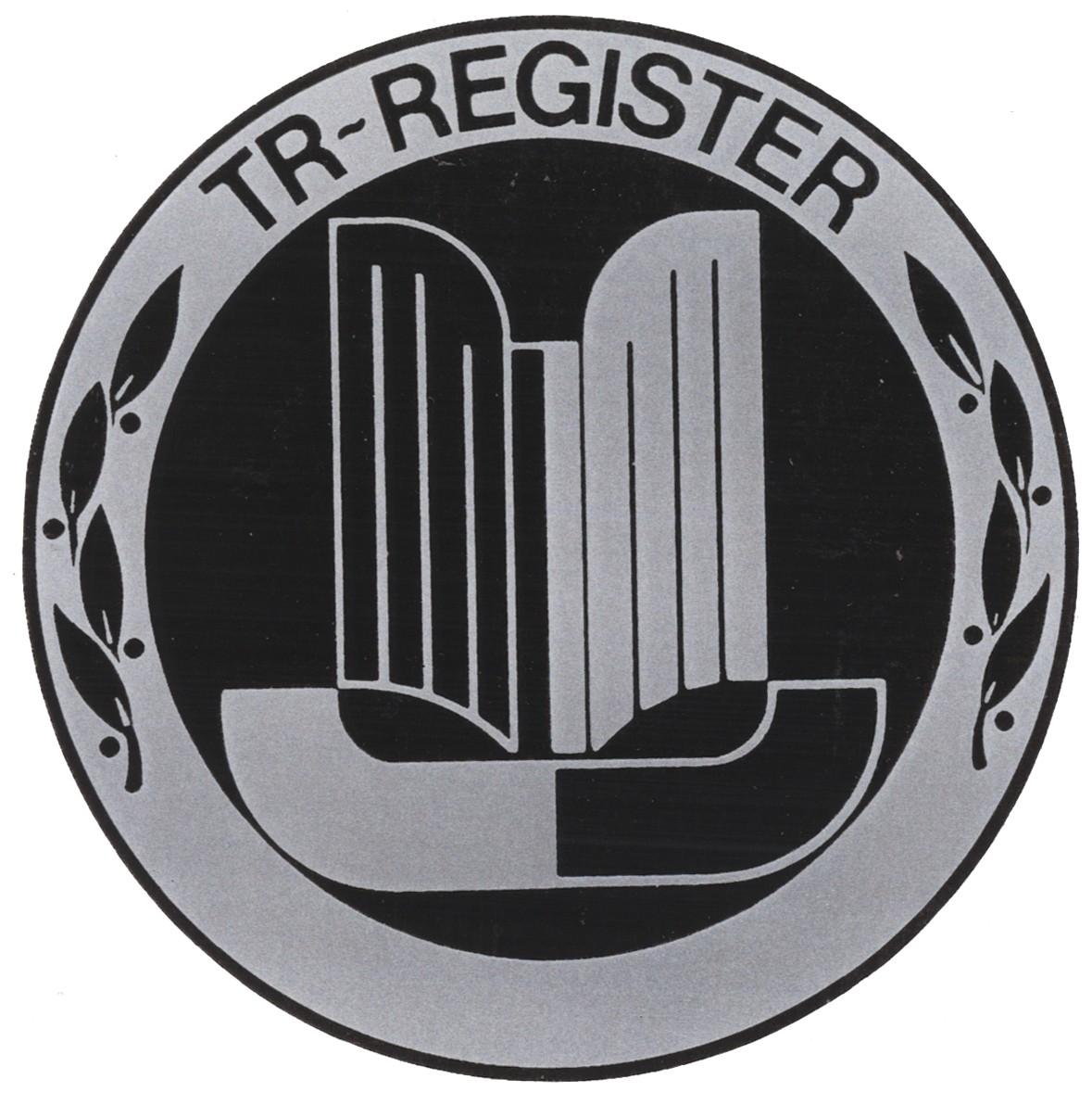 TR - Register