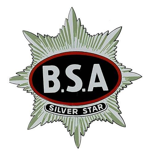 BSA Silver Star
