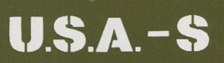 Militär U.S.A.-S