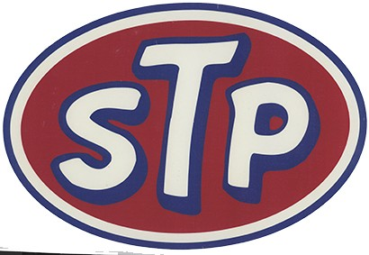 STP blauer Rand