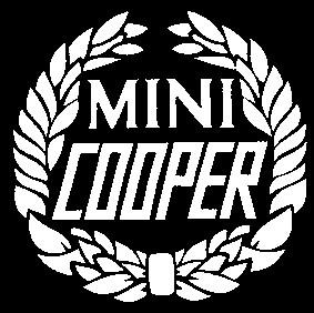 Mini Cooper altweiss