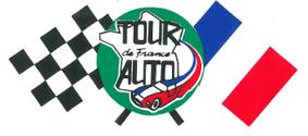 Tour de France mit Flaggen