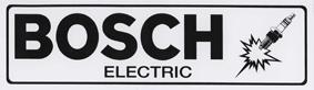 Bosch electric