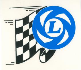Leyland mit Flagge