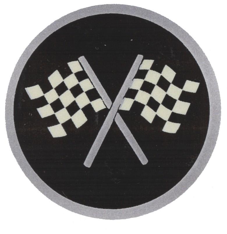 Zielflaggen in Kreis