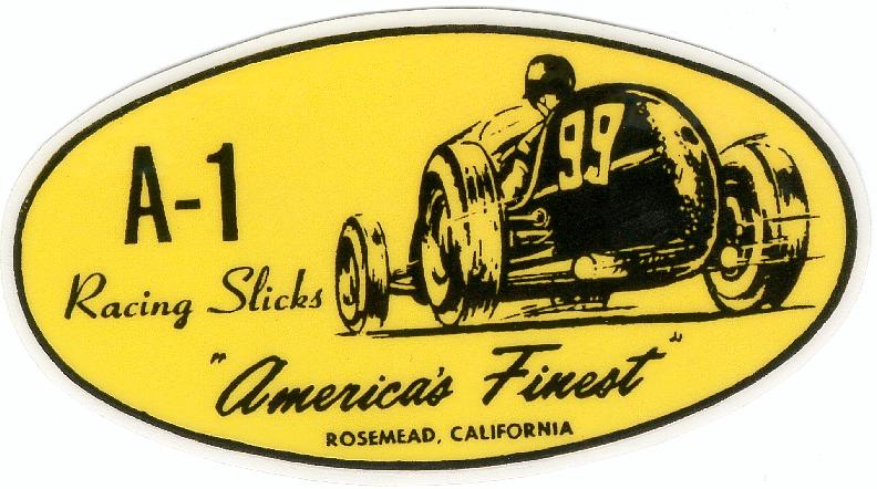 A-1 Racing Slicks