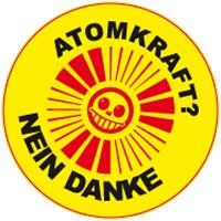 ATOMKRAFT? Nein Danke - Totenkopf