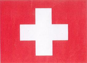 Nationalflagge Schweiz