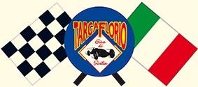 Targa Florio mit Flaggen