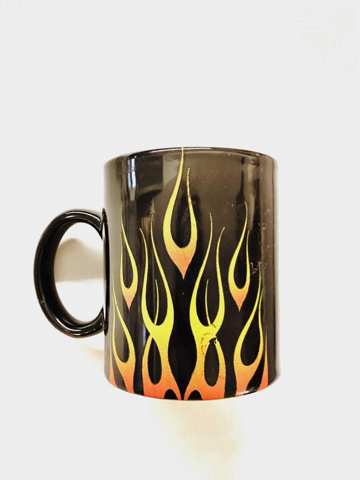 Flammentasse