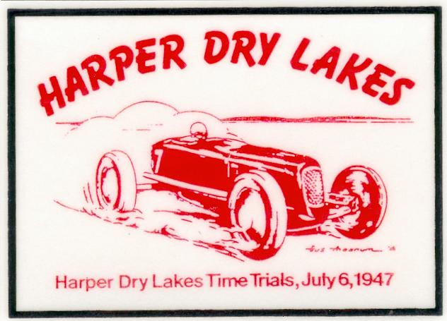 Dry lakes
