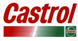 Castrol Hinterglas