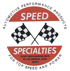 Speed Specialities