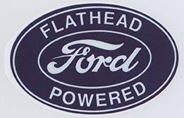 Flathead Ford Powered