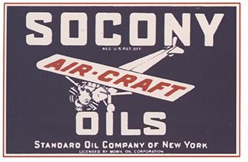 Socony Oils