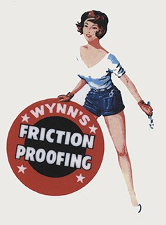 Wynn's Friction Proofing Pin Up