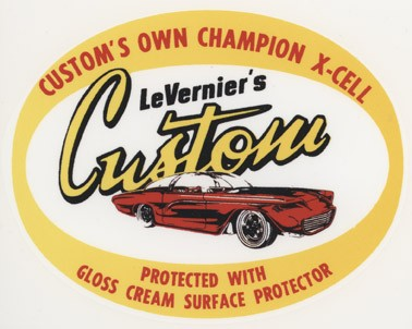 Le Vernier's Custom
