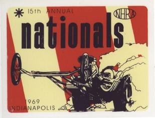 Nationals NHRA 1969