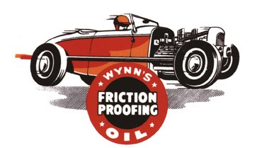Wynn's Frictions Proofing Oil