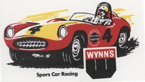 Wynn's Sport Car Racing