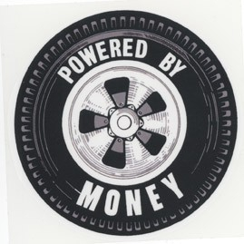 Powered by Money