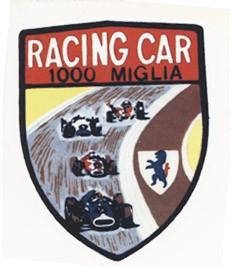 Mille Miglia Racing Car