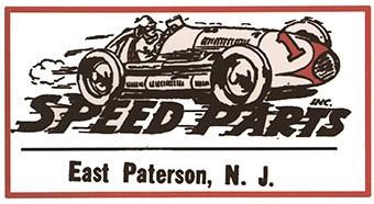 Speed Parts