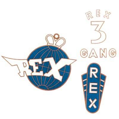 """Rex """"3 Gang"""""""