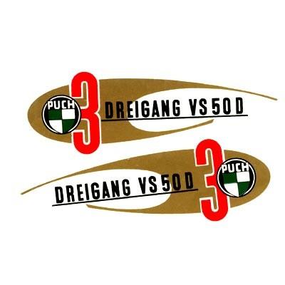 Puch 3 Gang VS 50 D