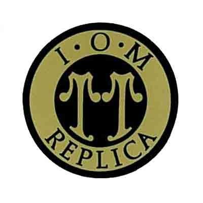 Rudge I.O.M. TT Replica