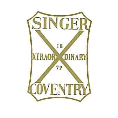 Singer Coventry