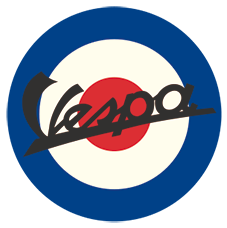 Vespa Target England