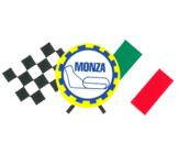 Monza mit Flaggen