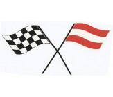 Zielflagge Österreich