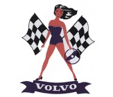 Pin Up Volvo