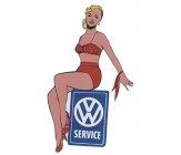 Pin Up VW