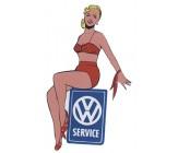 Pin Up VW
