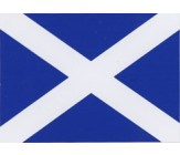 National Flagge Schottland