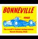 Bonneville 1960 gelb