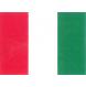 Nationalflagge Italien